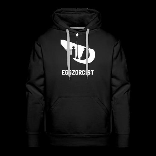 EGGZORCIST - Sweat-shirt à capuche Premium pour hommes