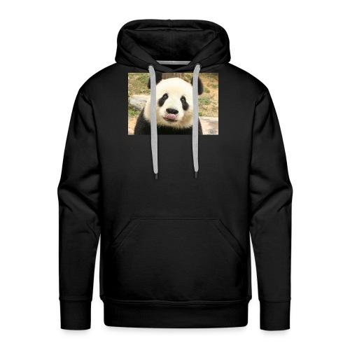 petit panda - Sweat-shirt à capuche Premium pour hommes