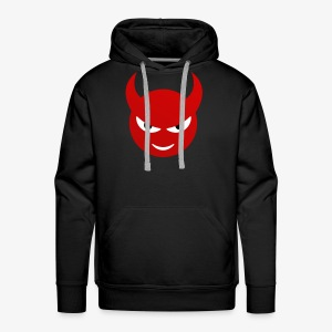 Fight the Demon - Men's Premium Hoodie