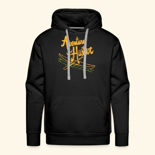 LogoTypo Kayak 04 - Sweat-shirt à capuche Premium pour hommes
