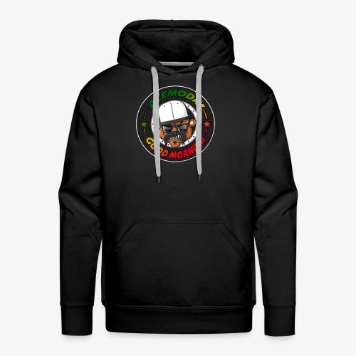 acemo chips - Sweat-shirt à capuche Premium pour hommes
