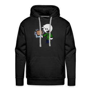 The Mythical Toast - Men's Premium Hoodie
