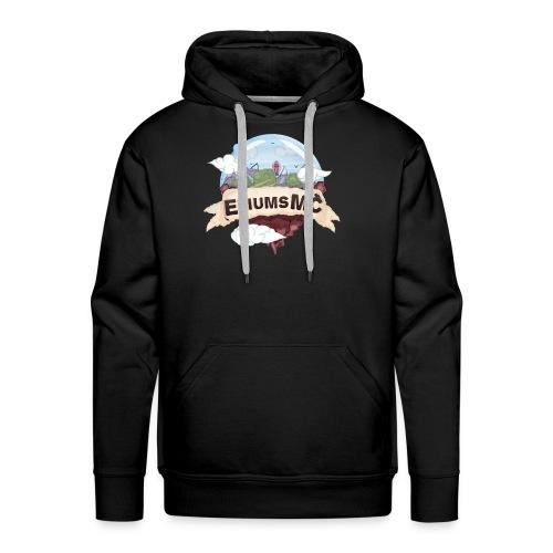 Collection Back - Sweat-shirt à capuche Premium pour hommes