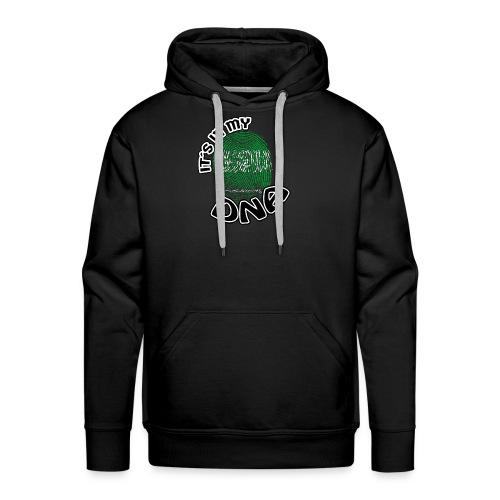 Geschenk Its in my dna dns roots Saudi Arabien - Männer Premium Hoodie