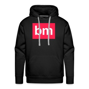 bm - bad monkeys! - Männer Premium Hoodie