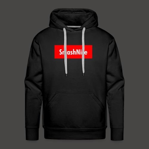 SmashNIce SupremeStyle - Männer Premium Hoodie