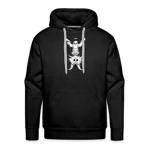 temto - Sweat-shirt à capuche Premium pour hommes