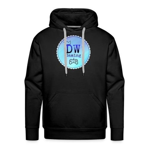 dw logo - Men's Premium Hoodie