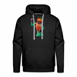 Monsieur Tomate - Sweat-shirt à capuche Premium pour hommes