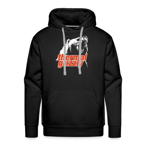 Thermal Grizzly - Special Edition 2018 - Männer Premium Hoodie