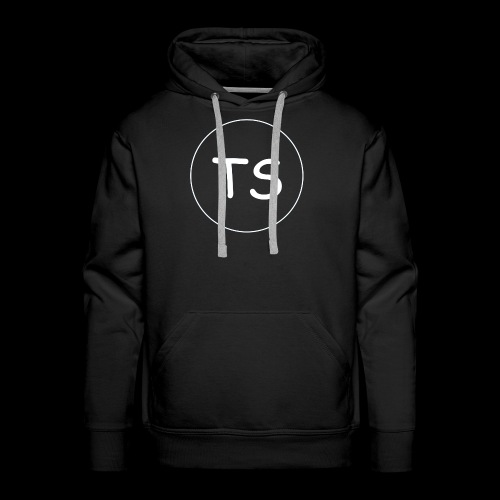 THE SPION KOLLEKTION 1 (BLACK EDITION) - Männer Premium Hoodie