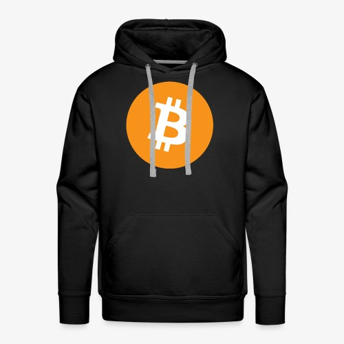 Bitcoin Apparel - Men's Premium Hoodie