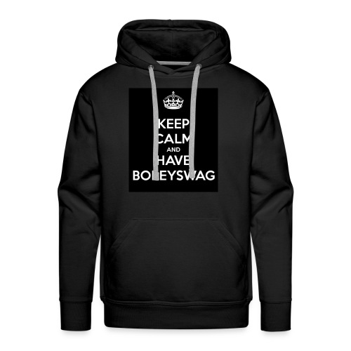 Keep Calm and Have BobeySwag - Männer Premium Hoodie