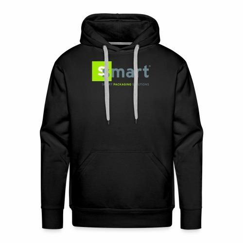 SmartPackagingSolutions kleuren maart 2017 - Mannen Premium hoodie