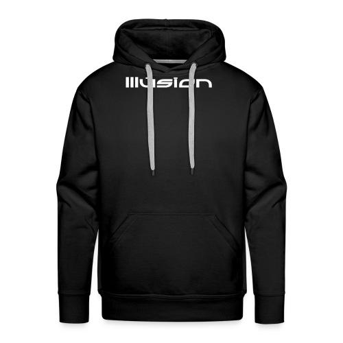 illusion ~ Name - Mannen Premium hoodie