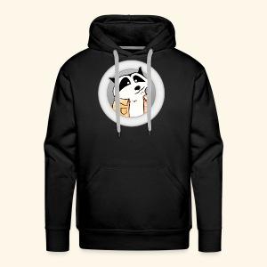 TropiCoon - Sweat-shirt à capuche Premium pour hommes