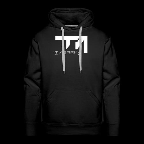 TNG NEW WITHE - Männer Premium Hoodie