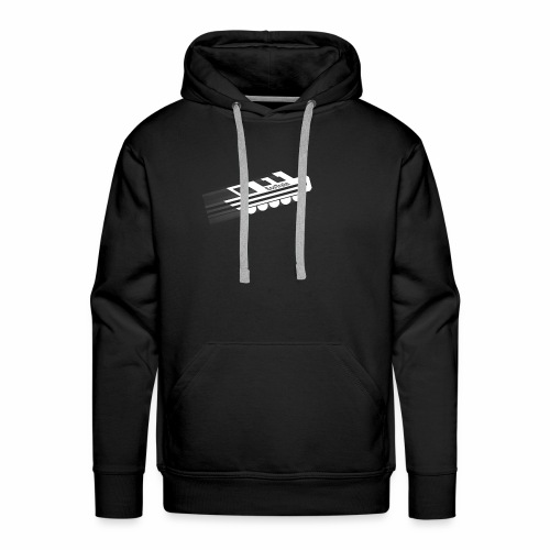 EcoLogonew - Männer Premium Hoodie