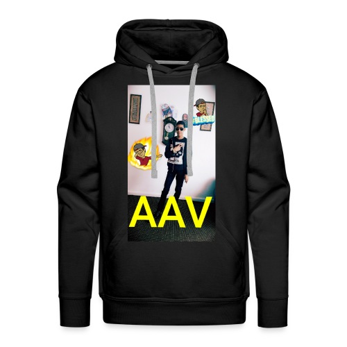 Adam Ali Vlogs Design 1 - Men's Premium Hoodie