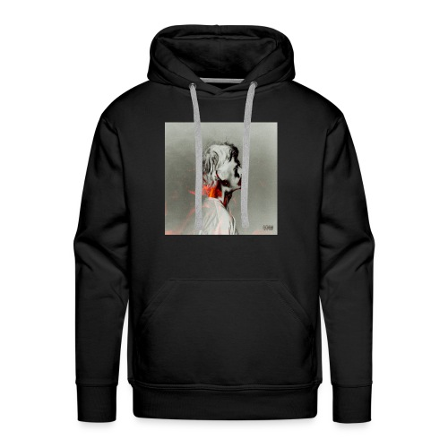 napalm cover - Sweat-shirt à capuche Premium pour hommes