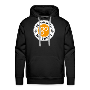 IN OMISEGO - WE TRUST - Men's Premium Hoodie