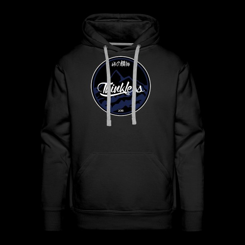 THINKLESS LOGO - Sweat-shirt à capuche Premium pour hommes
