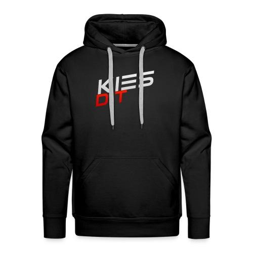 KiesDIT logo - Mannen Premium hoodie