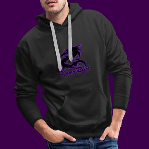 KokoRyu Logo - Men's Premium Hoodie