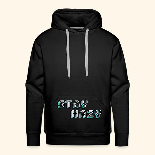 stay hazy - Men's Premium Hoodie