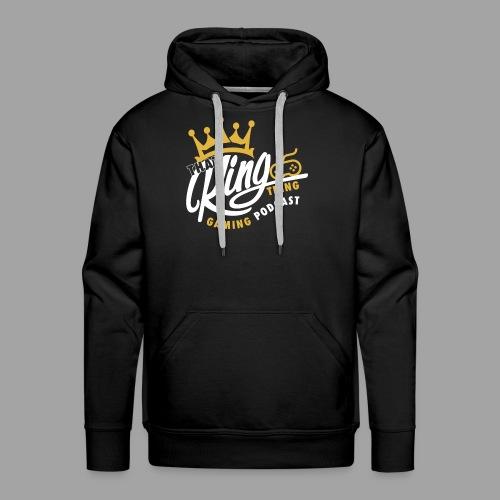 That King Thing Logo - Men's Premium Hoodie
