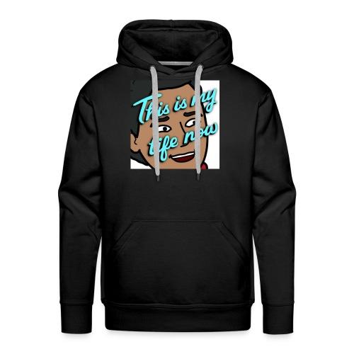 Jay young youtube x - Men's Premium Hoodie