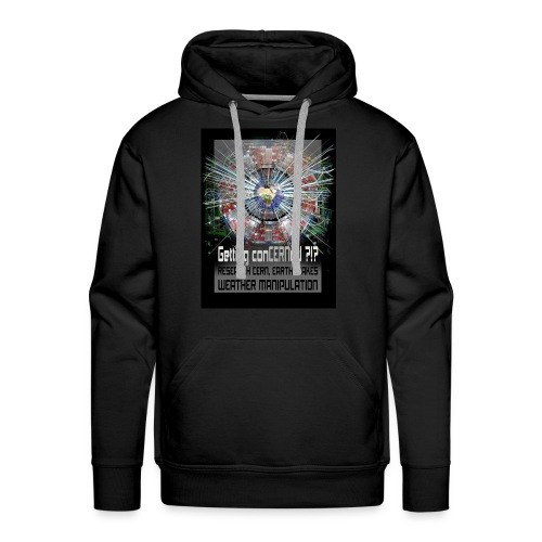 Getting conCERNed ?!? - Mannen Premium hoodie
