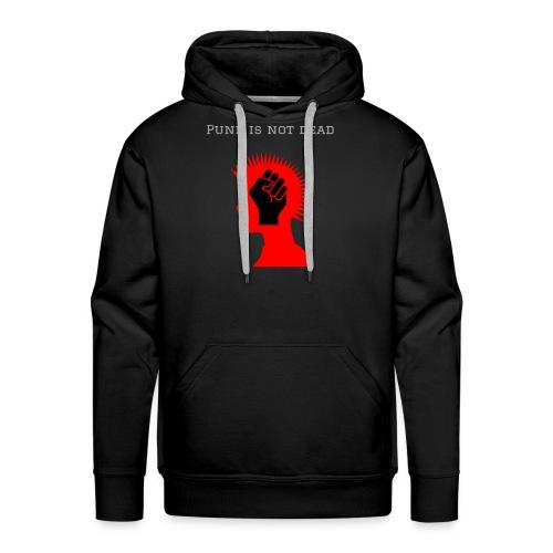 PUNK - Sweat-shirt à capuche Premium pour hommes