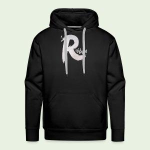 T-Shirt Robbuuh (M) - Mannen Premium hoodie
