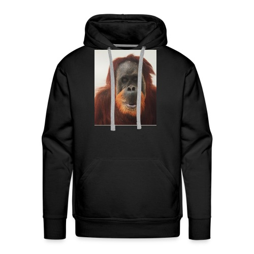 Le sage - Sweat-shirt à capuche Premium pour hommes