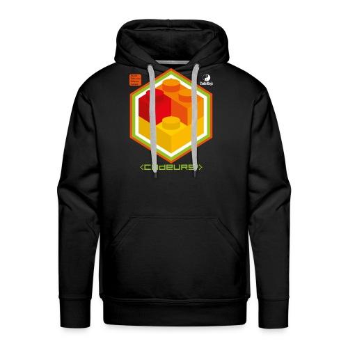 Esprit Brickodeurs - Sweat-shirt à capuche Premium pour hommes