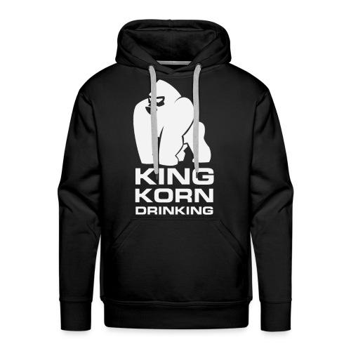 KingKornDrinking - Männer Premium Hoodie