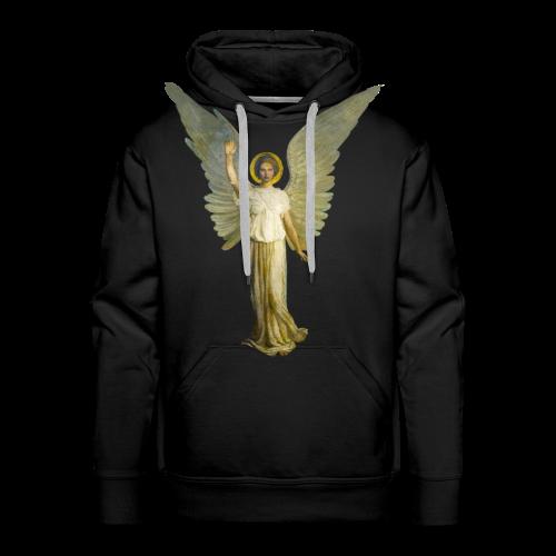 angel - Felpa con cappuccio premium da uomo