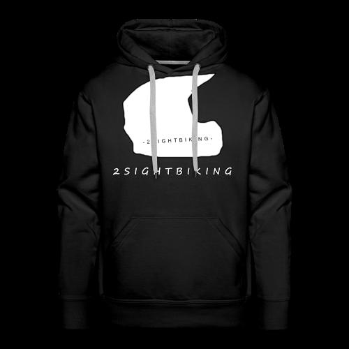 2SightBiking Hoodie - Männer Premium Hoodie