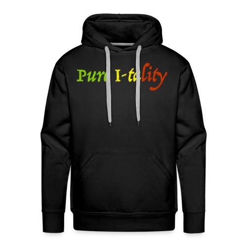 Pure I-tality - Men's Premium Hoodie