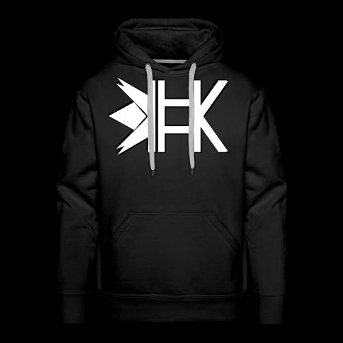HelzbaK's Original - Sweat-shirt à capuche Premium pour hommes