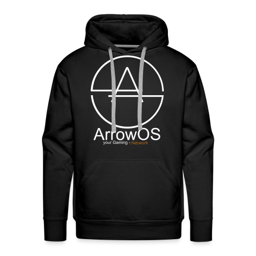 ArrowOS - Männer Premium Hoodie