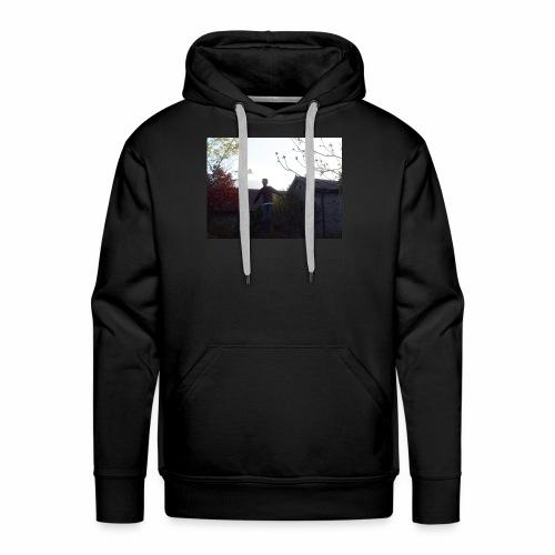 Frink Yannick Jumping - Sweat-shirt à capuche Premium pour hommes