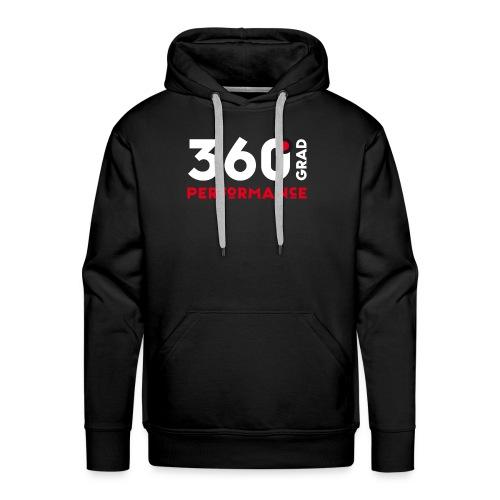 360 Grad Performance - Männer Premium Hoodie