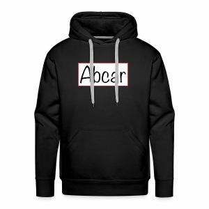 De echte - Mannen Premium hoodie