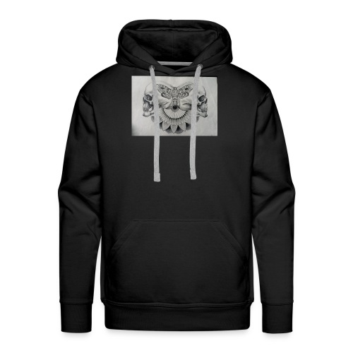 Skulls'N'Sphinx - Sweat-shirt à capuche Premium pour hommes