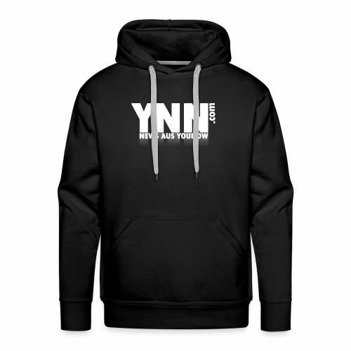 YouNowNews Banner - Männer Premium Hoodie