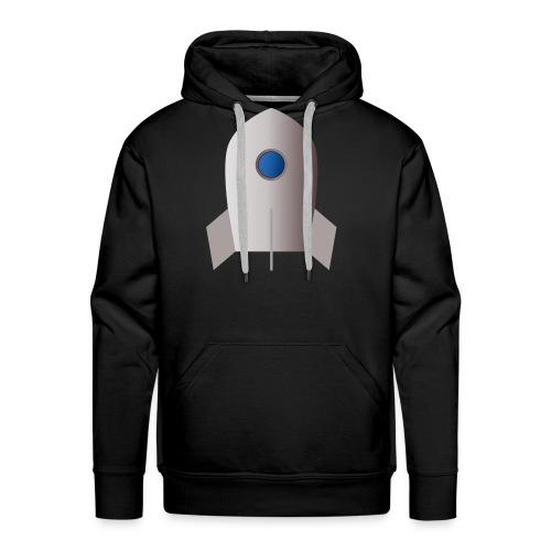 SpaceBullet - Sweat-shirt à capuche Premium pour hommes