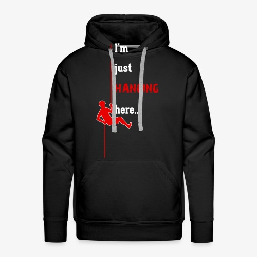 Hanging - Männer Premium Hoodie