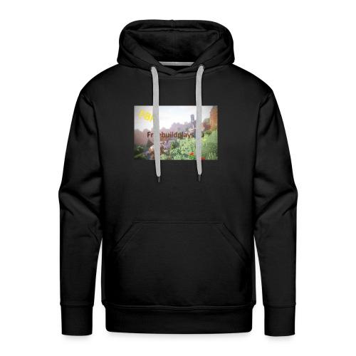 freebuildplays - Männer Premium Hoodie